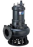 HCP Wastewater/Sump Submersible Pumps AF-35A ( 5 HP/3.7 KW )