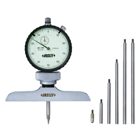 Insize Dial Depth Gage (0-300m) (2342)