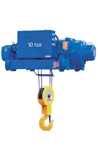 Kukdong Electric Wire Rope Hoist KDWDC (double rail/ double speed) 3Ton