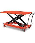 Morlift Standard Hydraulic Lift Tables MLT-100 (1000 kg)