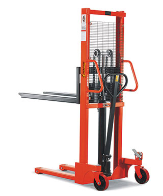 Morlift Manual Hydraulic Stackers MHS20