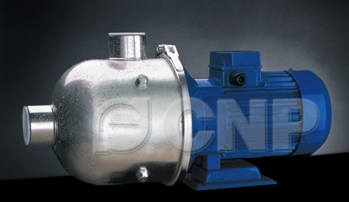 CNP Light Horizontal Multistage Stainless Steel Centrifugal Pump CHLF 4-20 (Stainless)