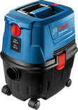Bosch GAS 15 Professional Wet/Dry Vacuum Cleaner