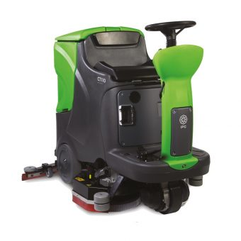 IPC Ride-On Scrubber Dryers CT110 BT60