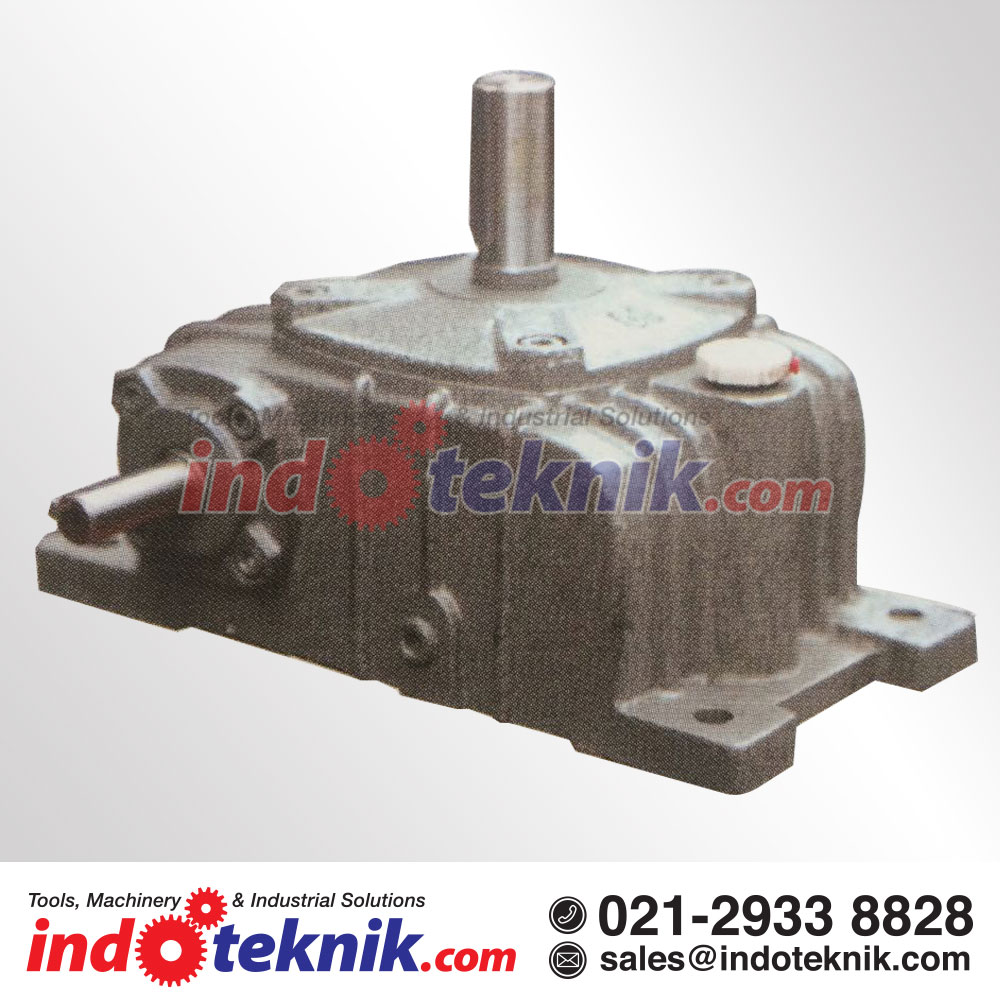 Advance Worm Gear Speed Reducer/Gearbox WPO 100 (Ratio 1:10-60)