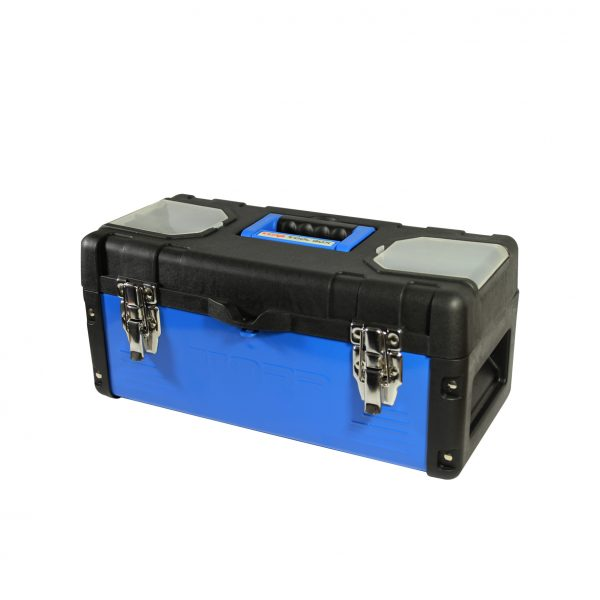 Tora Tool Box Blue Steel 17''