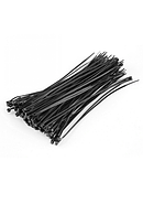 Tora Cable Ties Nylon Black 2.5 x 100