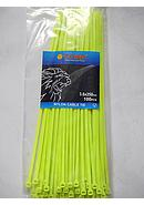 Tora Cable Ties Nylon Green 2.5 x 150