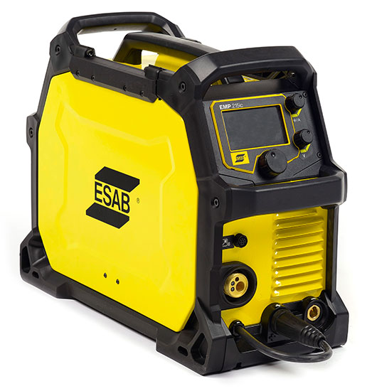 ESAB Mesin Las TIG Equipment Rebel 215ic Series