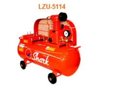 Shark Kompresor 1/4HP LZU 5114 Dengan Engine Loncin LC 600