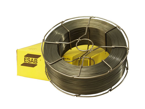 Kawat Las/Metal-Cored Wires Esab COREWELD 70 (Mild Steel Wires)