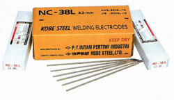 Kawat Las Kobe Steel/Welding Electrodes For Stainless Steel (NC-38L)