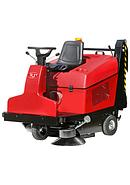 RCM Sweeper Ride-On/Supply Battery Powered 24V/Traction Electronic (ATOM E SA)