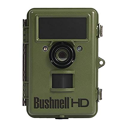 Bushnell 119740 Nature View HD Live View Camera 14MP With Box, Green
