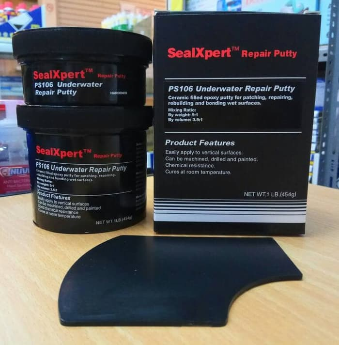 Sealexpert Underwater Epoxy Repair Putty PS 102