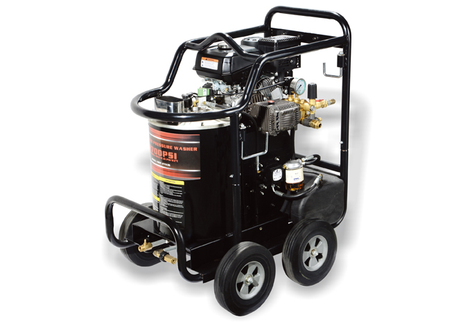 Morjet Hot & Cold Water Pressure Cleaner MJH-24/18 DE