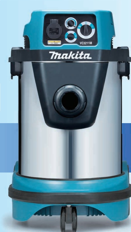 Makita Vacuum Cleaner (Wet & Dry) VC3211M