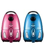 Sharp Vacuum Cleaner EC-8305-B/P (Biru/Pink)