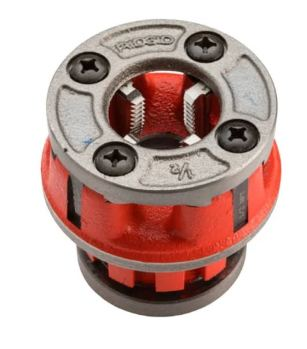 Ridgid Hand Threader Die Heads OO-R 1/2inch
