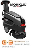 [CPS 36 ADVANCE BX] Morklin Wet & Dry Floor Scrubber Dryers CPS 36 ADVANCE BX