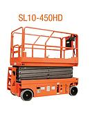 [IT.0051076] Morlift Electric Scissor Lifts SL10-450HD (Hydraulic Drive Motor) 450 Kg