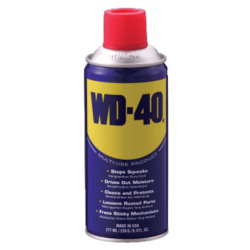 WD-40 Pelumas Anti Karat 9.3 fl oz / 277 ml / 226 gr