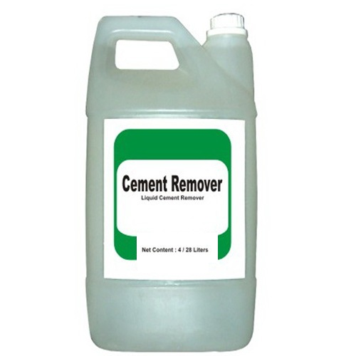 Generic Cement Remover