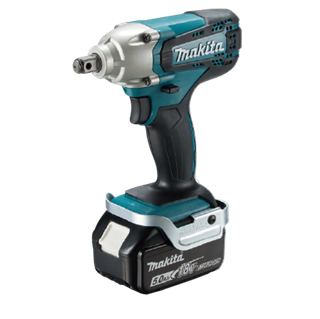 Makita Cordless Impact Wrench (18v Li-ion) DTW190 - LXT - 1/2""