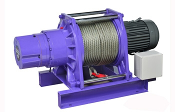 Come Up Electric Winch CWG-30750 (3 Phase / 380-440V)