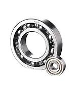 HCH 6209 Bearing 62 Series Deep Groove Ball Open @12Pcs 6210 - ZZ