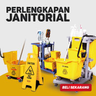 Banner Solusi Janitorial